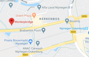 Google Maps Monkeybridge